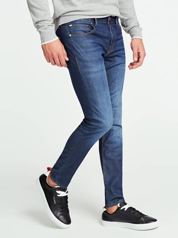 GUESS Enge Jeans