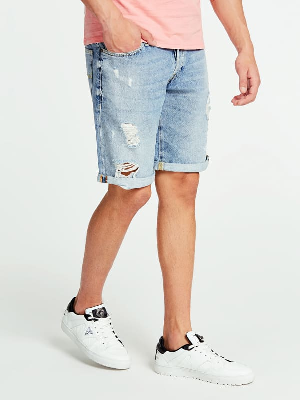 GUESS Jeansshorts Slim Fit