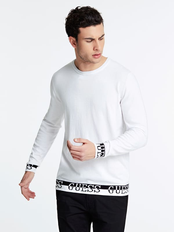 GUESS Pullover Logo