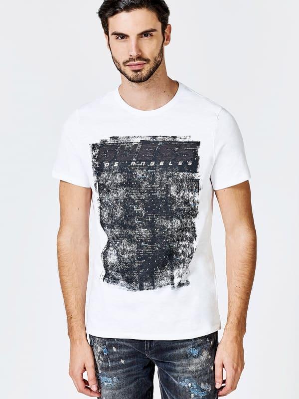GUESS T-Shirt Frontprint
