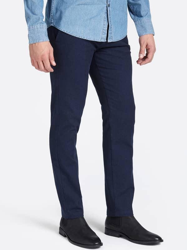 Pantalon poches frontales