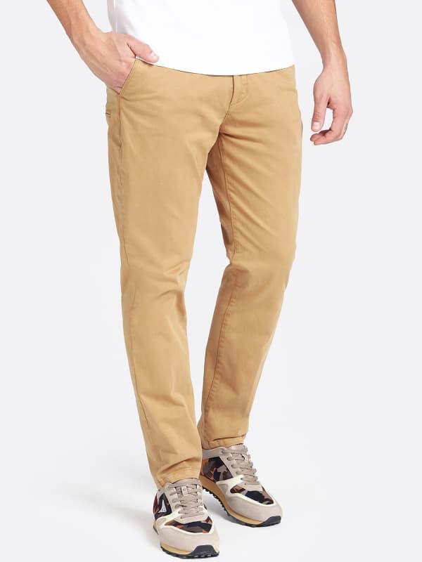 Pantalon chino slim fit