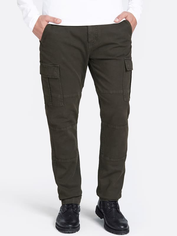 Pantalone Chino Tasche Laterali