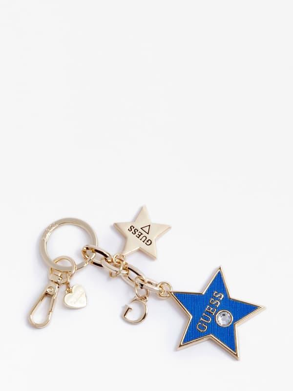 Schlüsselanhänger Charm Stern | Accessoires > Schlüsselanhänger | Guess