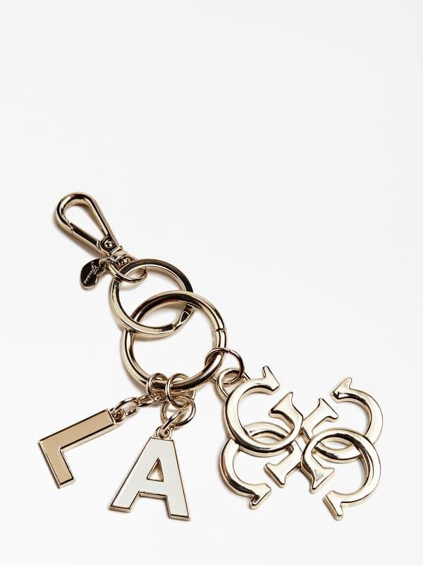 Schlüsselanhänger Kamryn Charm Logo | Accessoires > Schlüsselanhänger | Guess