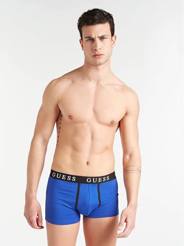 GUESS 3Er-Pack Boxershorts Logo-Gummiband