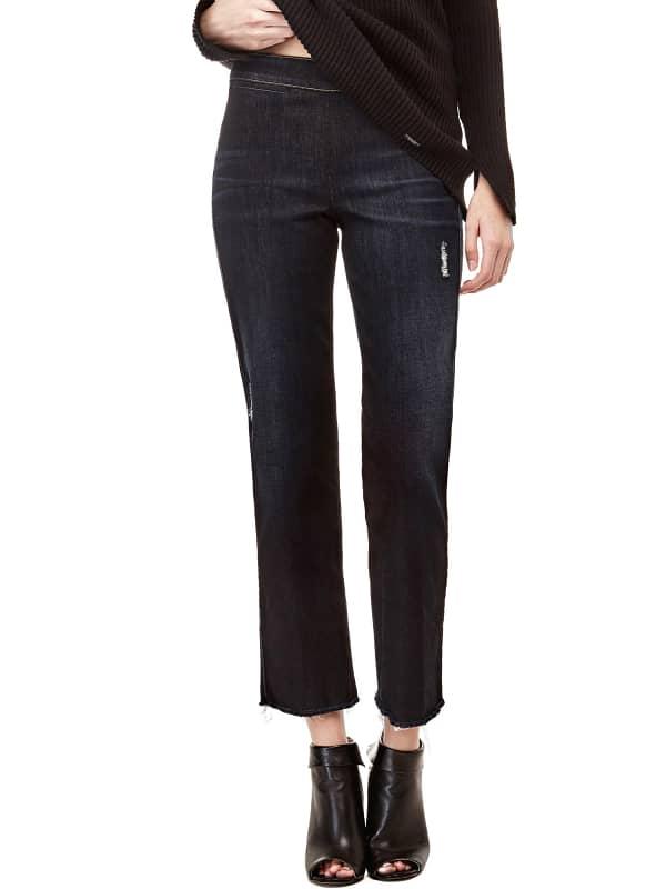 GUESS Jeans Skinny Niedriger Bund