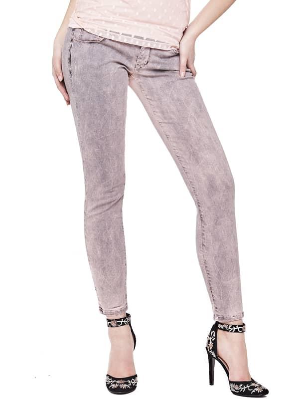 5-Pocket-Jeans Skinny | Bekleidung > Jeans > 5-Pocket-Jeans | Guess