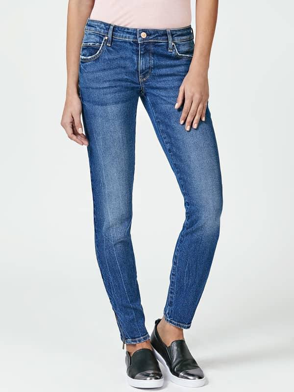 Jeans slim modèle 5 poches