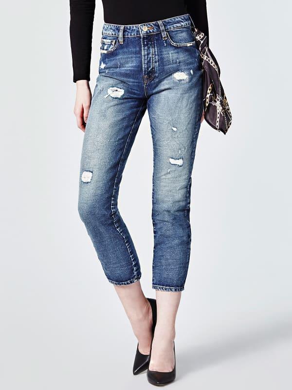 Jeans Regular Foulard