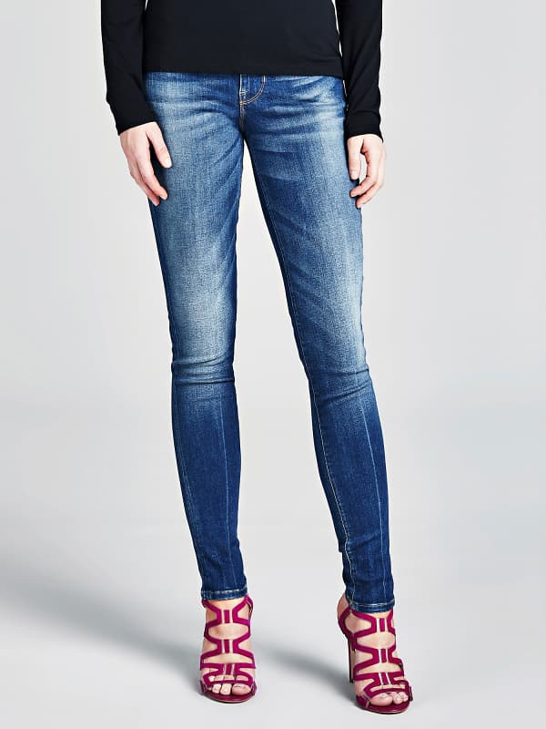 5-Pocket-Jeans Slim | Bekleidung > Jeans > 5-Pocket-Jeans | Guess