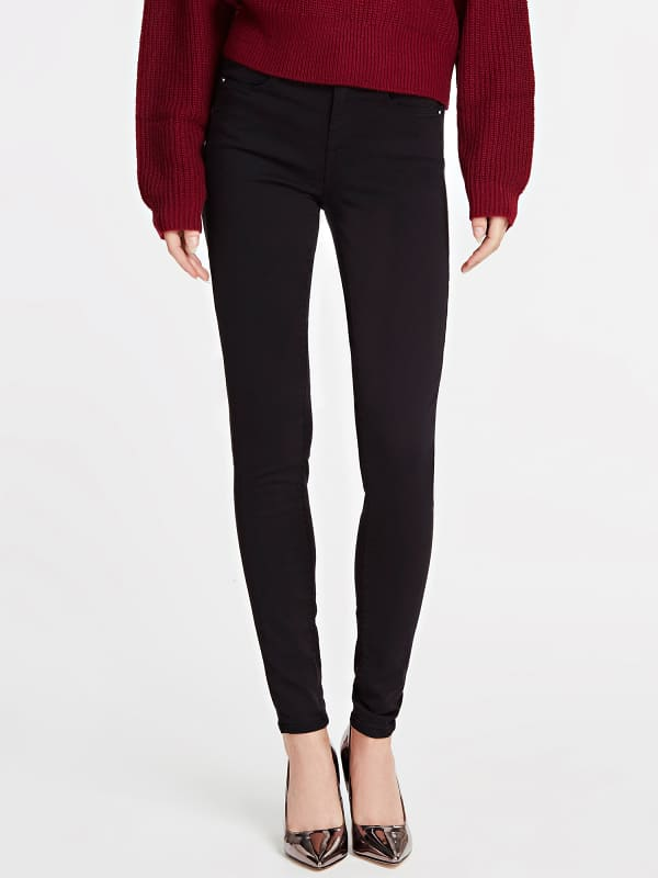 GUESS Jeggings Hoher Bund