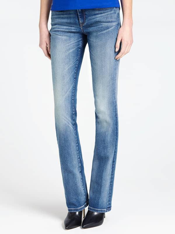 GUESS Jeans Used-Optik