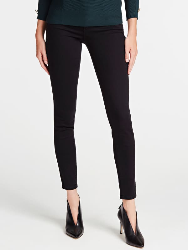 Pantalon curve x skinny