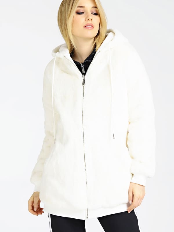 GUESS Sweatjacke Wendemodell | GUESS SALE