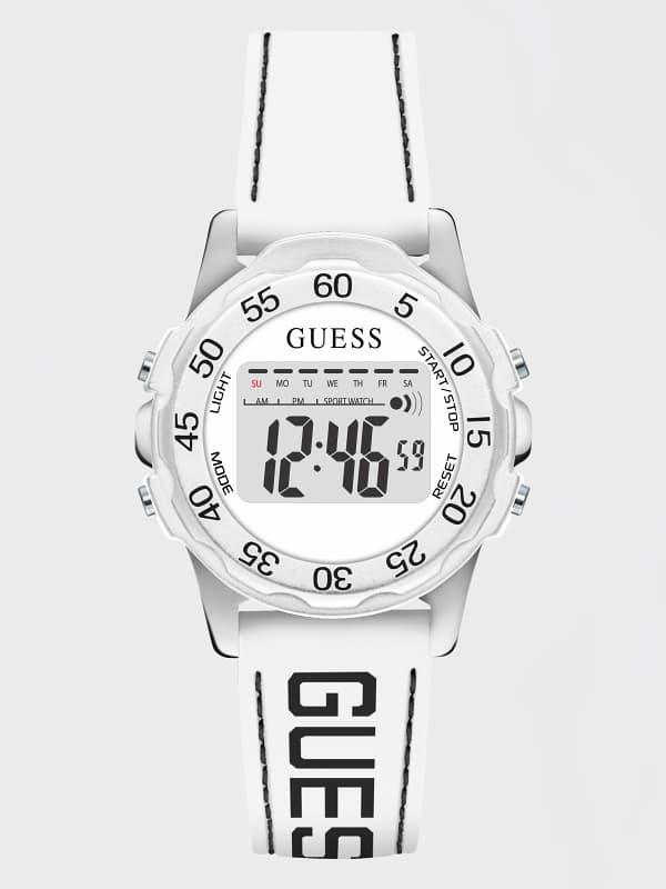 GUESS Armbanduhr Silikonarmband | GUESS SALE