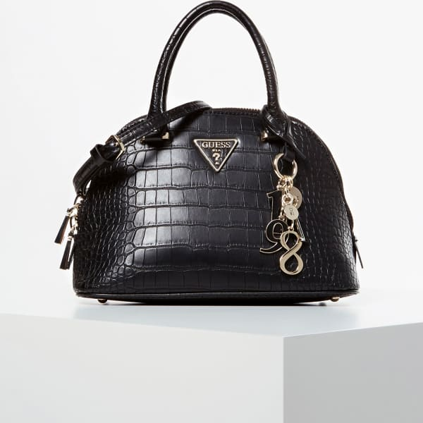 SAC À MAIN MADDY IMPRIMÉ CROCO on Guess.eu
