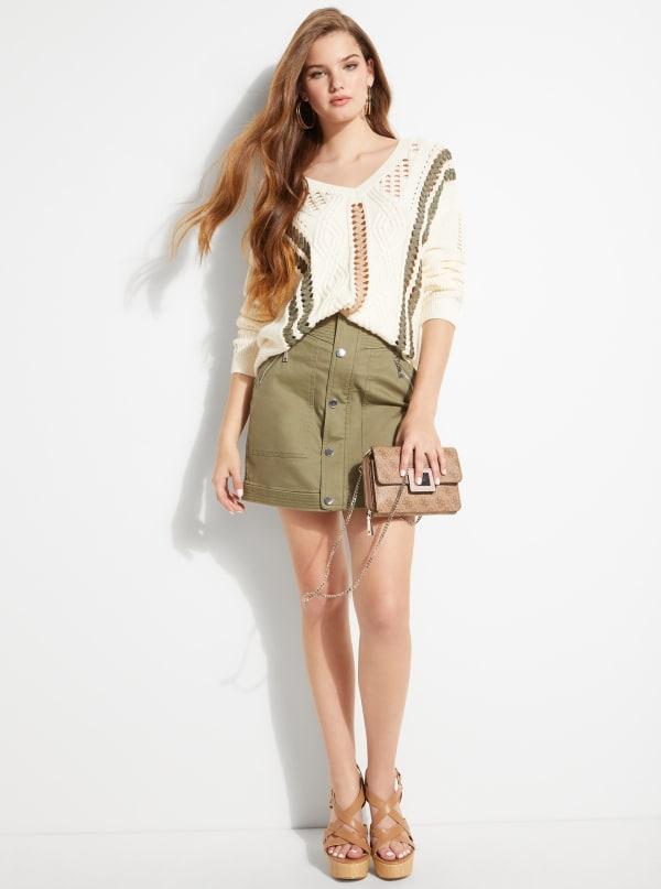 Eco Aja Cargo Skirt