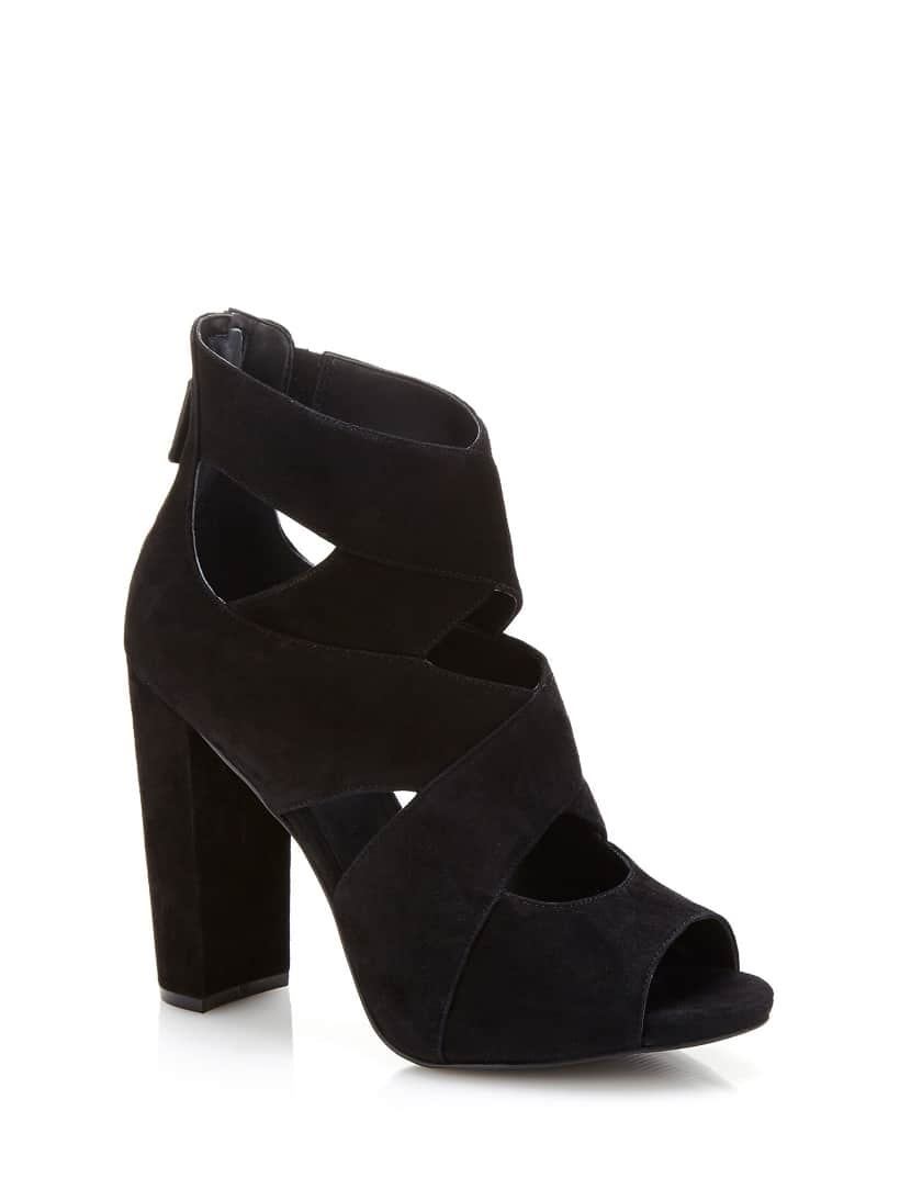 ANKLE BOOT ABBEY VELOURS | GUESS.eu