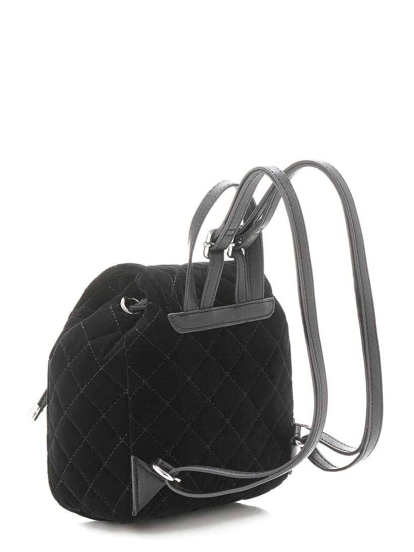 MINI SAC A DOS CORNELIA EN VELOURS | GUESS.eu