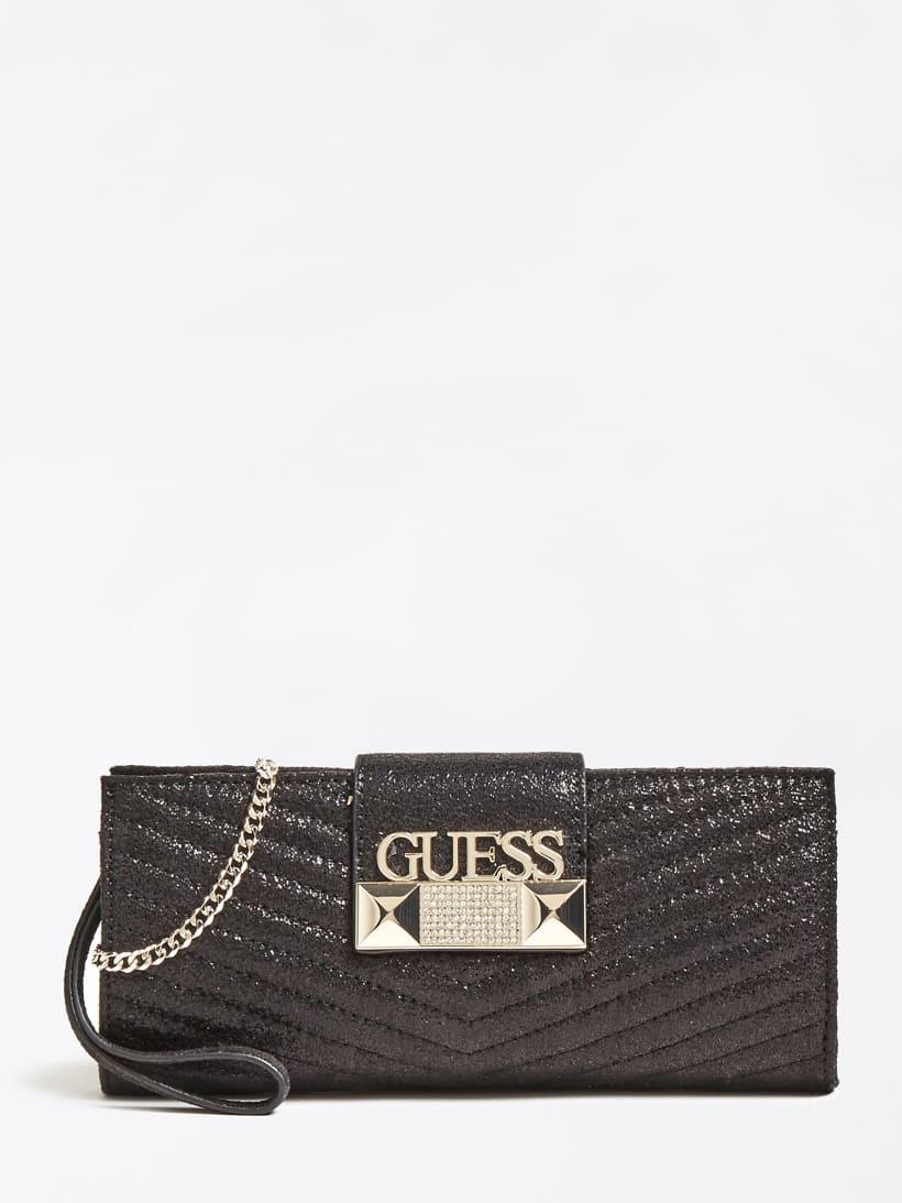 Schwarze GUESS Damen Clutch Stil günstig kaufen | eBay