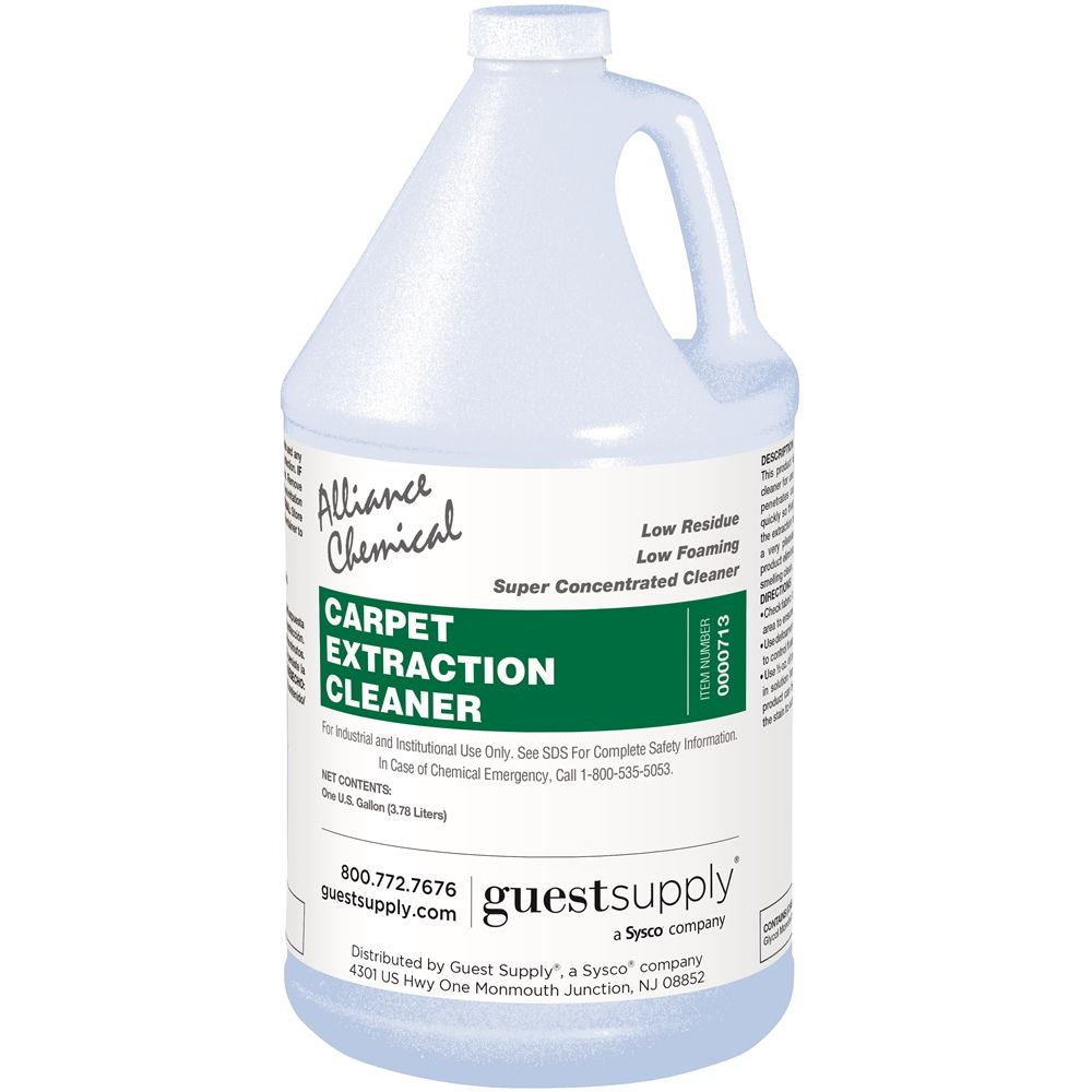 Alliance Carpet Extraction Cleaner 1 Gallon