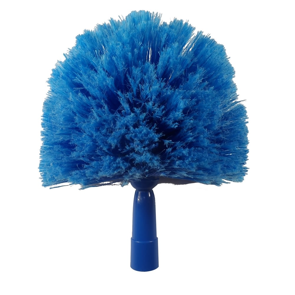 Better Brush® Round Duster For Walls, Ceilings, Fixtures, Cobwebs (No Handle)
