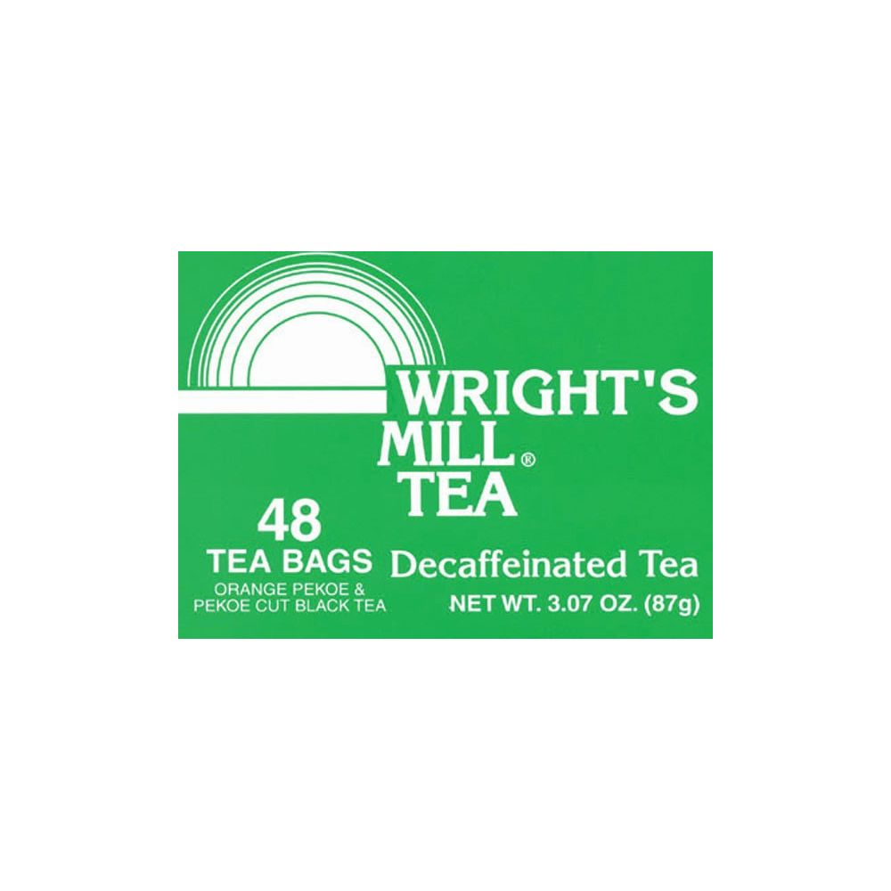 Diplomat Tea Bags, Decaffeinated, 48 Count