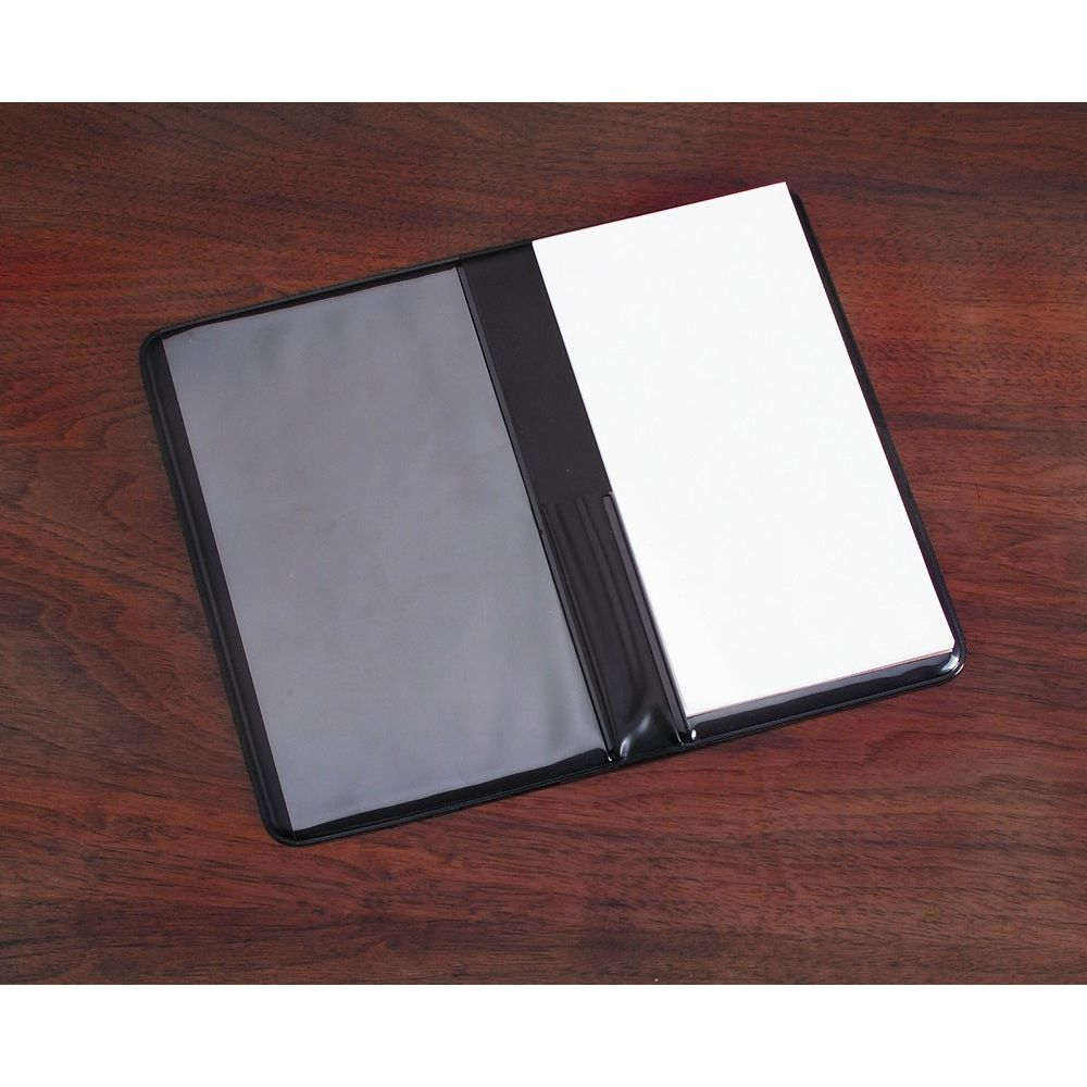 Memo Pad Holder, Non-Logo, Black