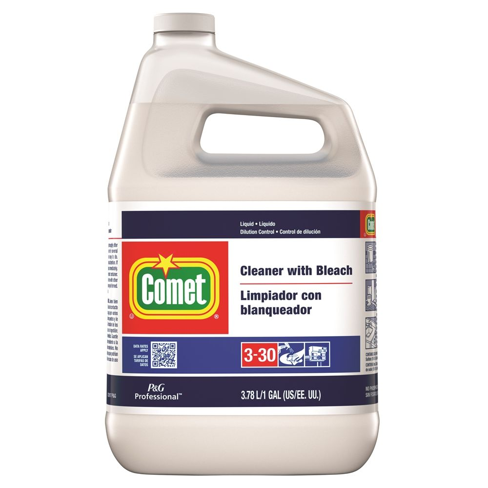 Comet® Cleaner with Bleach Closed Loop 1 Gallon