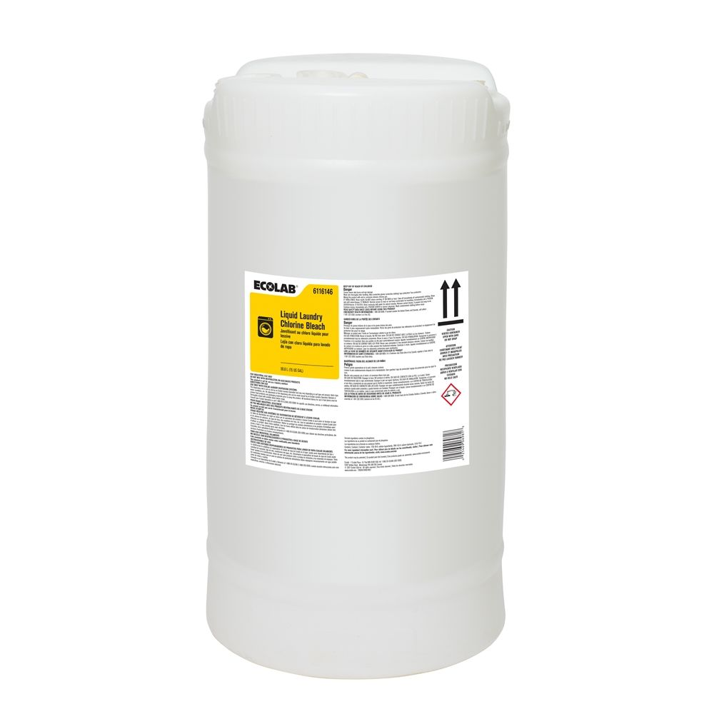 Ecolab® Eco-Star® Laundry Destainer 15 Gallon #6116146