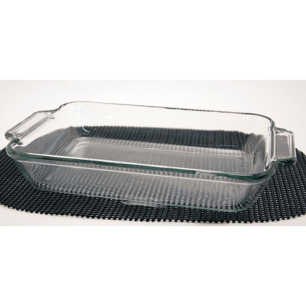 Anchor® Glass Baking Dish, 2 Quart, Clear
