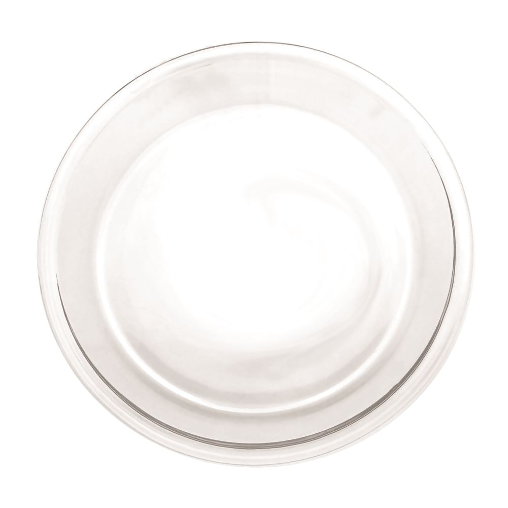 Anchor® Glass Pie Plate, 9in Diameter, Clear