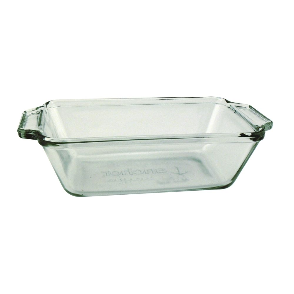 ANC-81995 LOAF DISH GLASS
