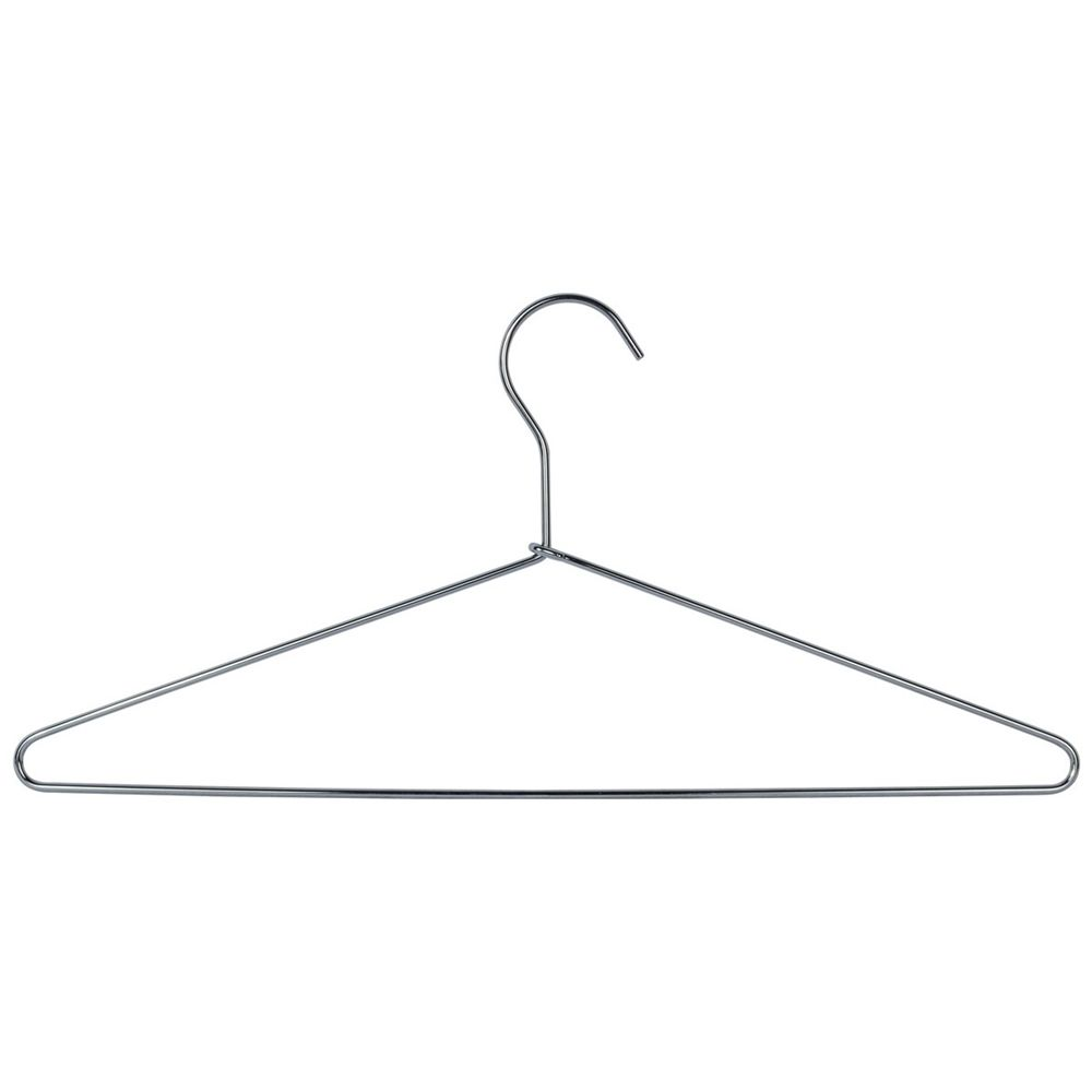 Ex-Cell Kaiser® Stainless Steel Open Loop Hangers, Chrome