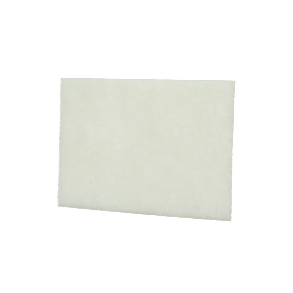 3M Corporation® Niagara® Light Duty Scour Pad 6 x 9, White