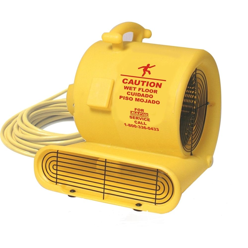 Bissell Commercial® Air Mover, 3 Speed