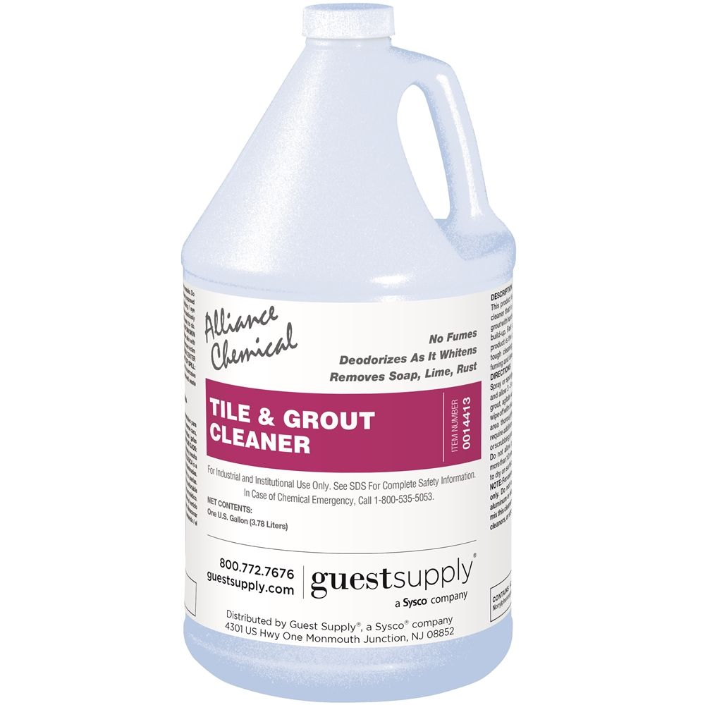 Alliance Tile & Grout Cleaner 1 Gallon