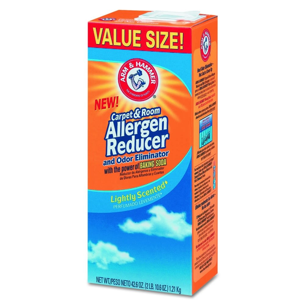 Arm & Hammer® Carpet & Room Allergan Reducer and Odor Eliminator 42.6oz