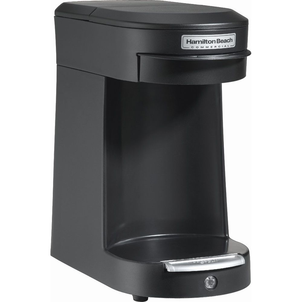 Hamilton Beach® 1-Cup Coffeemaker, Black