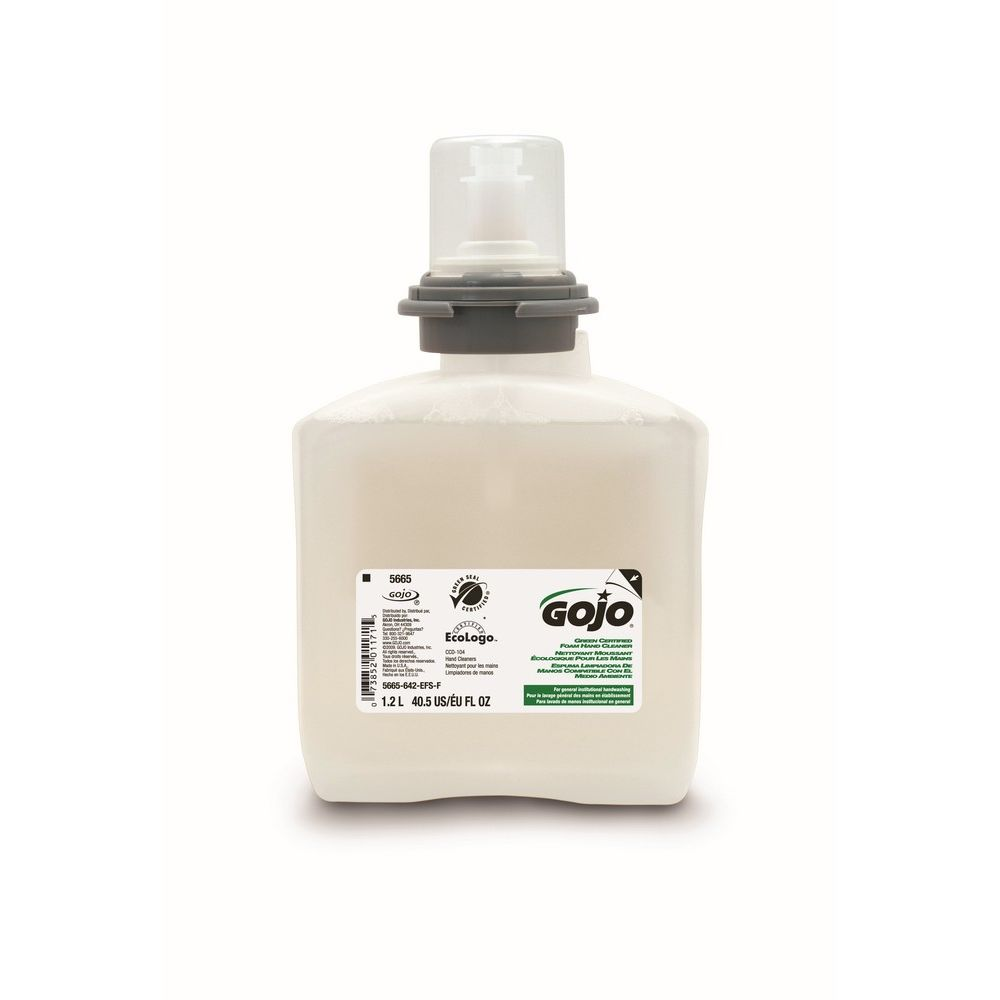 GOJO®  Green Certified Foam Hand Cleaner, TFX 1200ml Refill