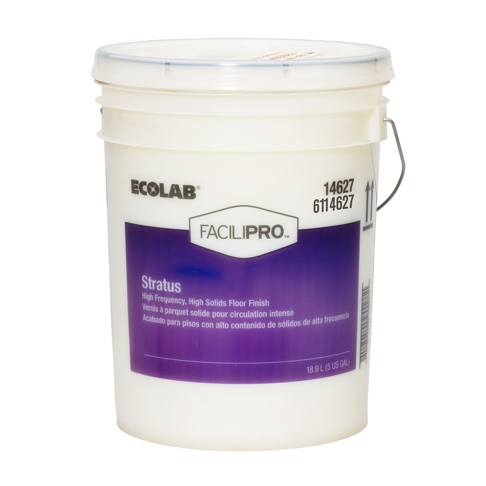 Ecolab® FaciliPro High Frequency Floor Finish 5 Gallon