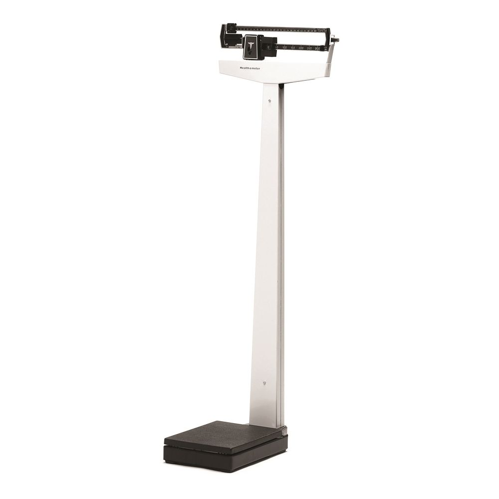Health o meter® Professional Beam Scale, 350 Pound Capacity