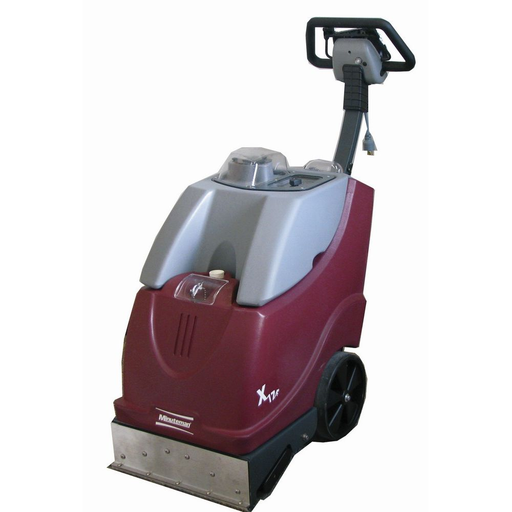 Minuteman® X-17 Self-Contained Carpet Extractor, 17in Cleaning Path