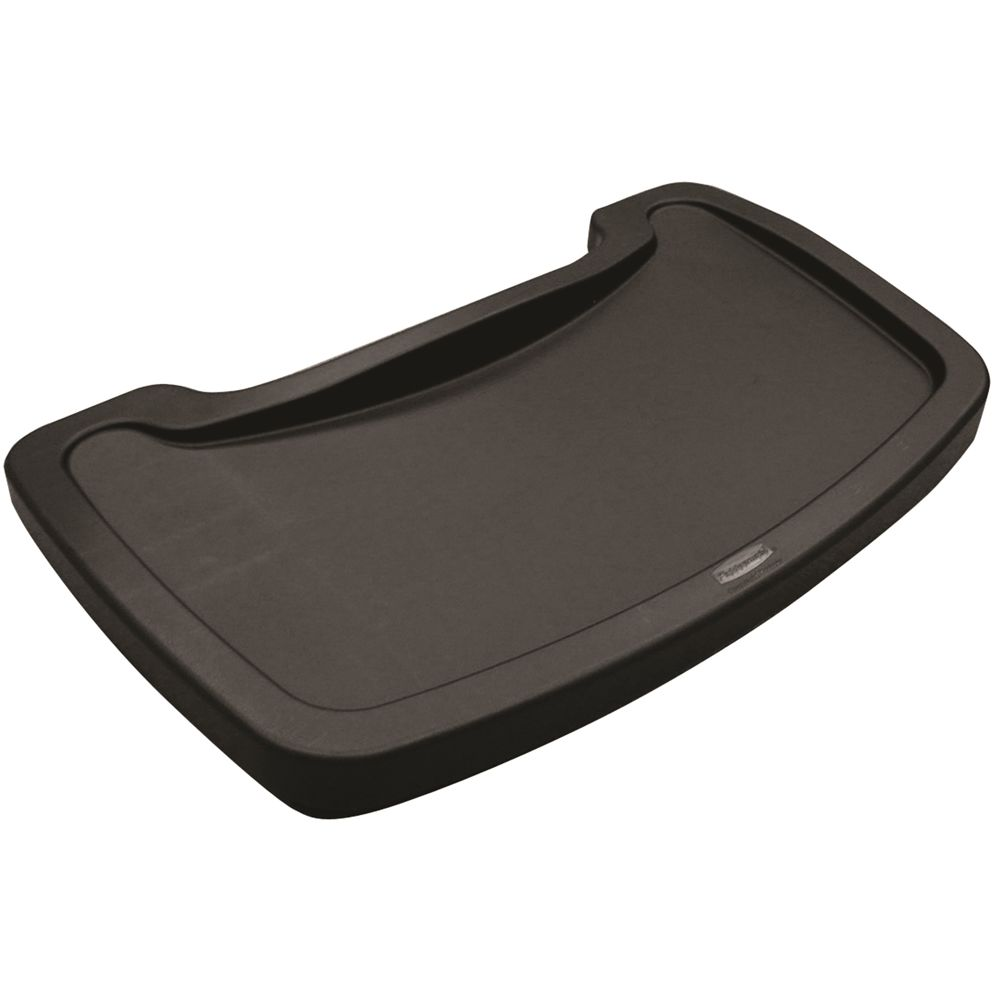 Rubbermaid® Chair Tray for Youth Seats, Black