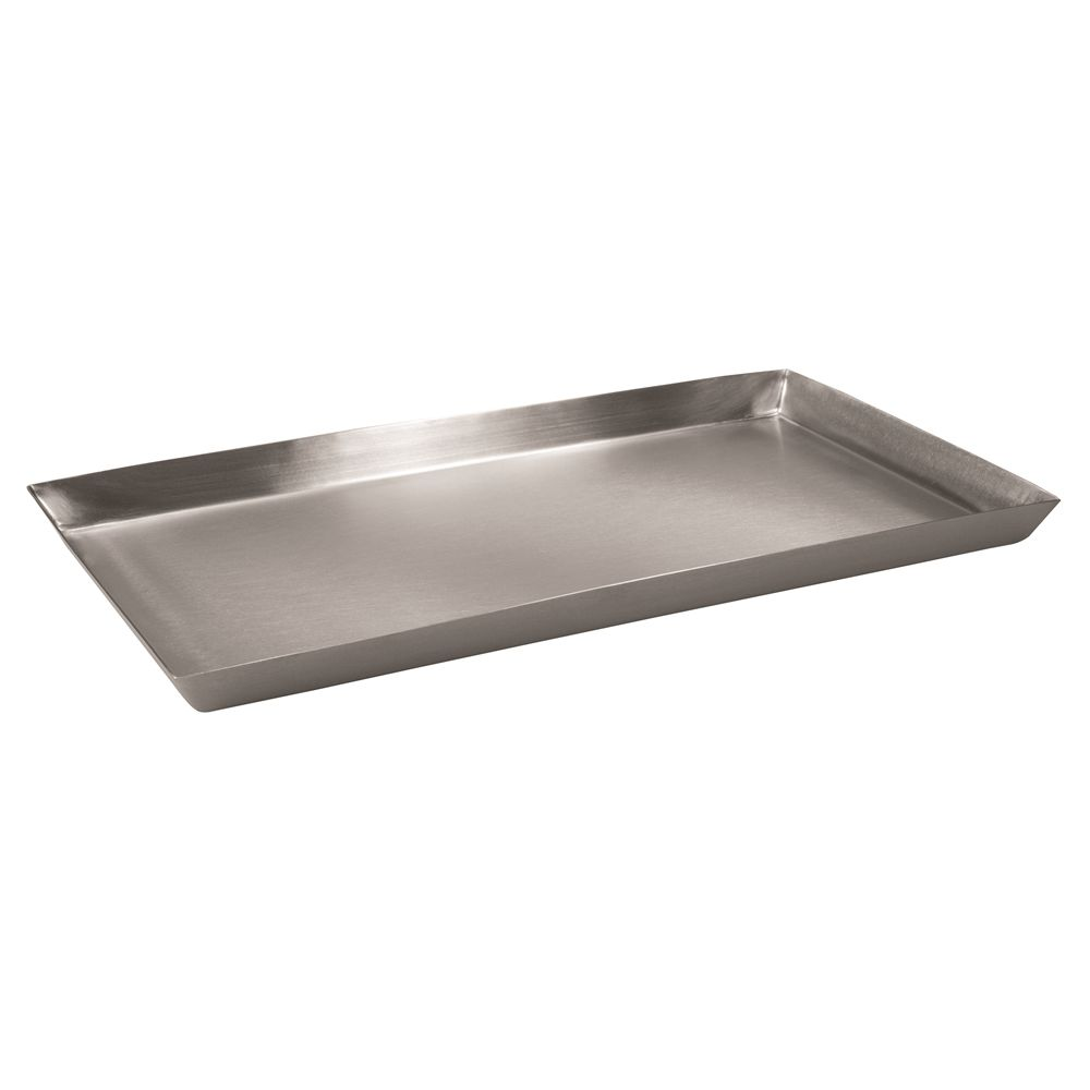 Grand Bar Set Room Tray, Stainless Steel