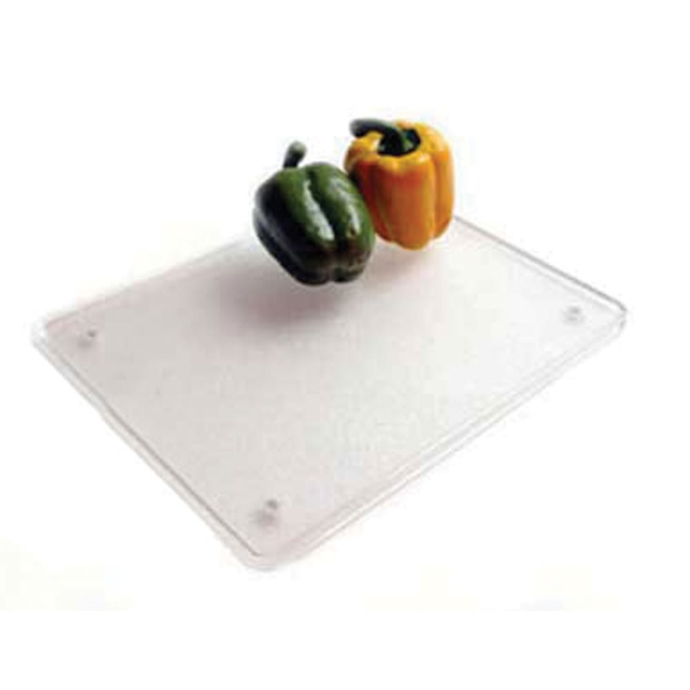 Acrylic Cutting Board, 9x12, Clear