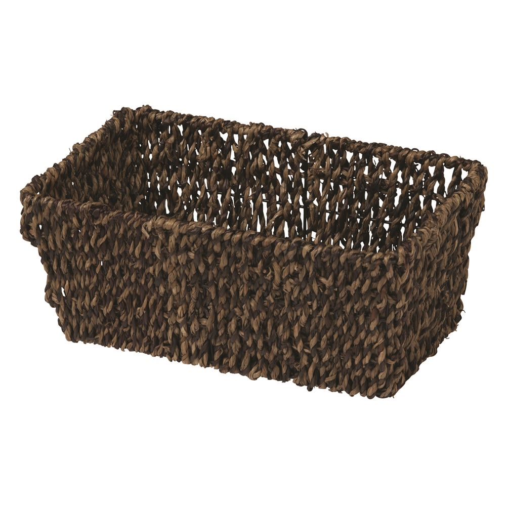 Guest Towel Basket, Seagrass
