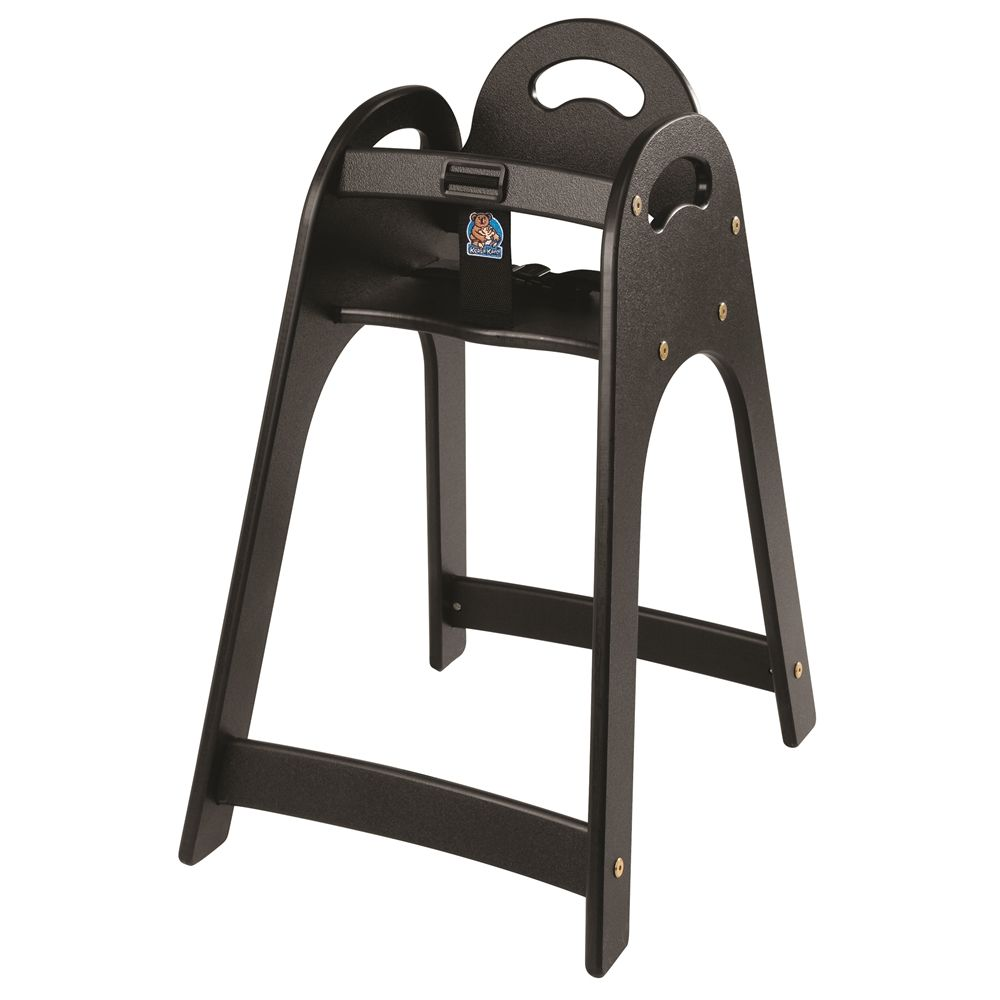 Koala Kare® Designer High Chair, Black