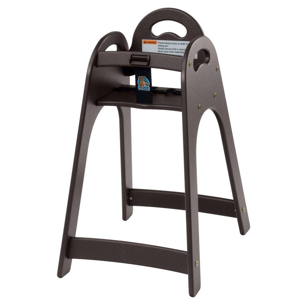 Koala Kare® Designer High Chair, Brown